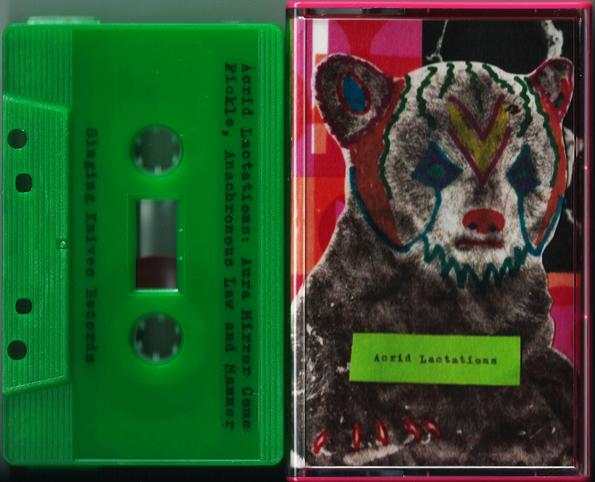 Acrid Lactations cassette