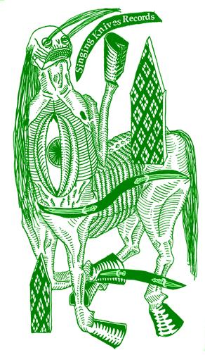 g lansard horse - green